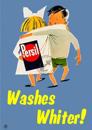 Persil Soap Powder Advert